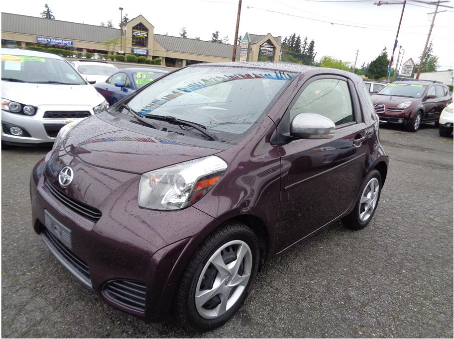 2014 Scion iQ 10 Series Hatchback 2D