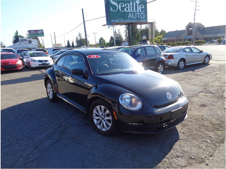 2015 Volkswagen Beetle 1.8T Fleet Edition Hatchback 2D