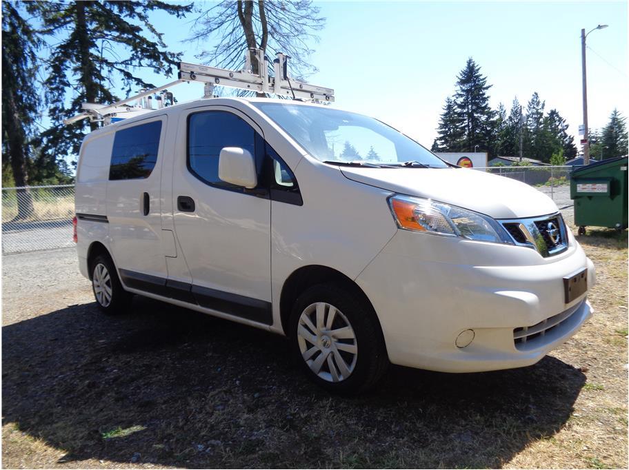 2015 Nissan NV200 SV Van 4D