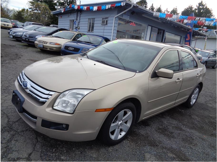 2007 ford fusion from seattle auto inc
