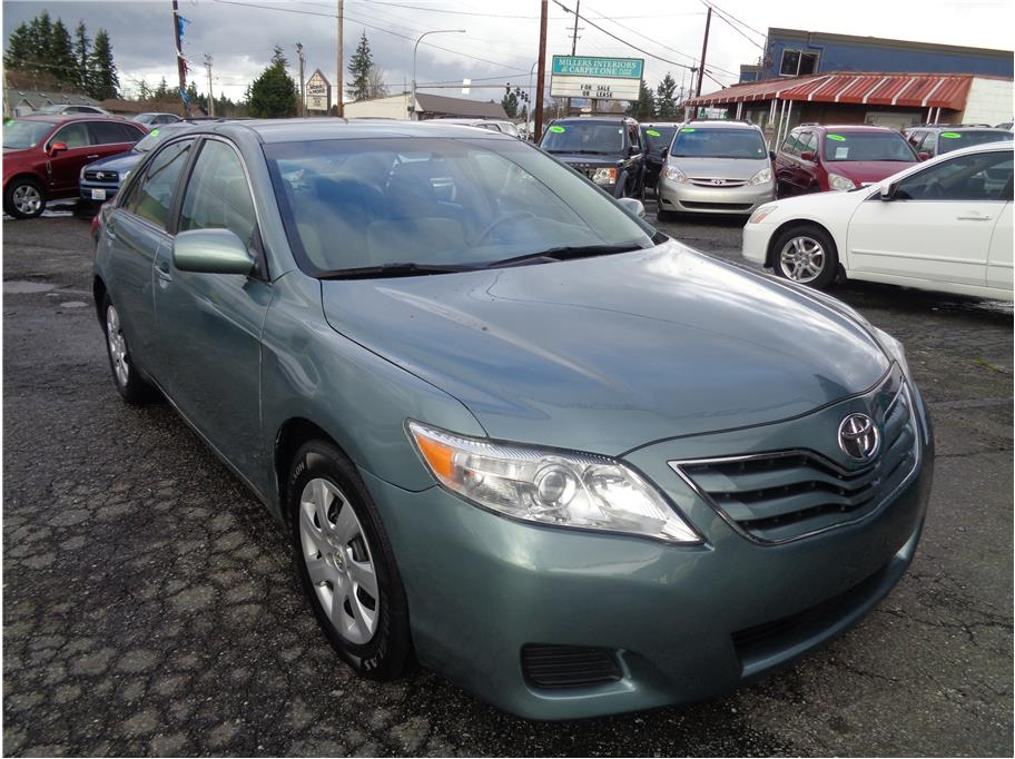 2010 Toyota Camry from seattle auto inc