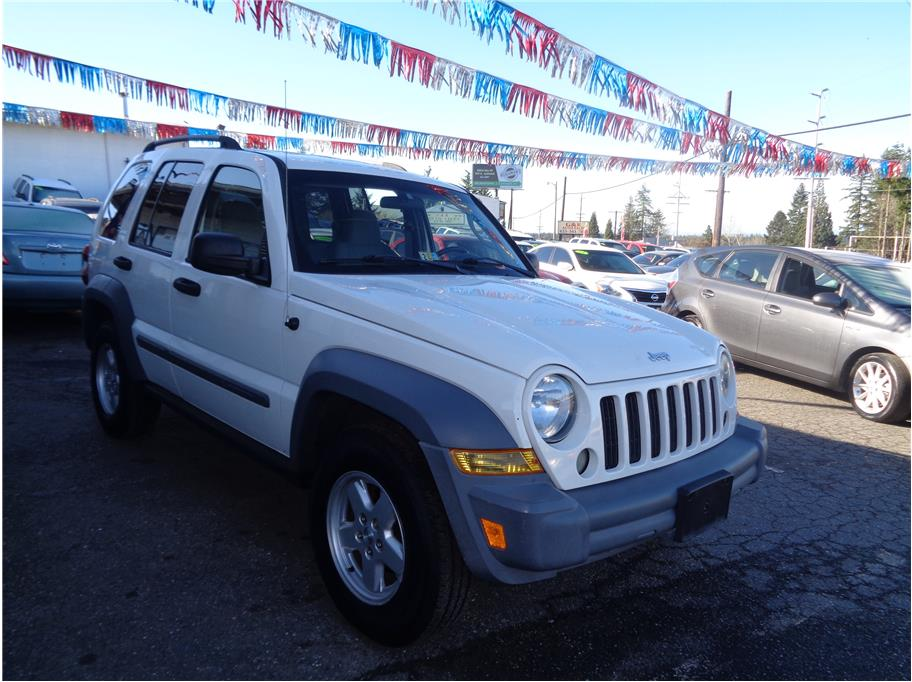 Exceptional 2005 Jeep Liberty Sport Utility 4D