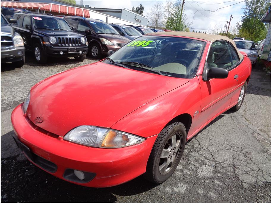 2000 Chevrolet Cavalier From Seattle Auto Inc