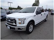 2017 Ford F150 SuperCrew Cab XLT Pickup 4D 5 1/2 ft