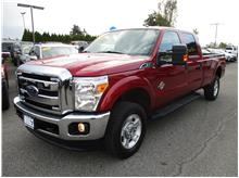 2016 Ford F350 Super Duty Crew Cab XLT Pickup 4D 8 ft