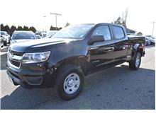 2017 Chevrolet Colorado Crew Cab Work Truck Pickup 4D 5 ft