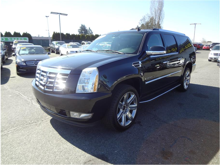 2007 Cadillac Escalade Esv From Payless Auto Sales Ii