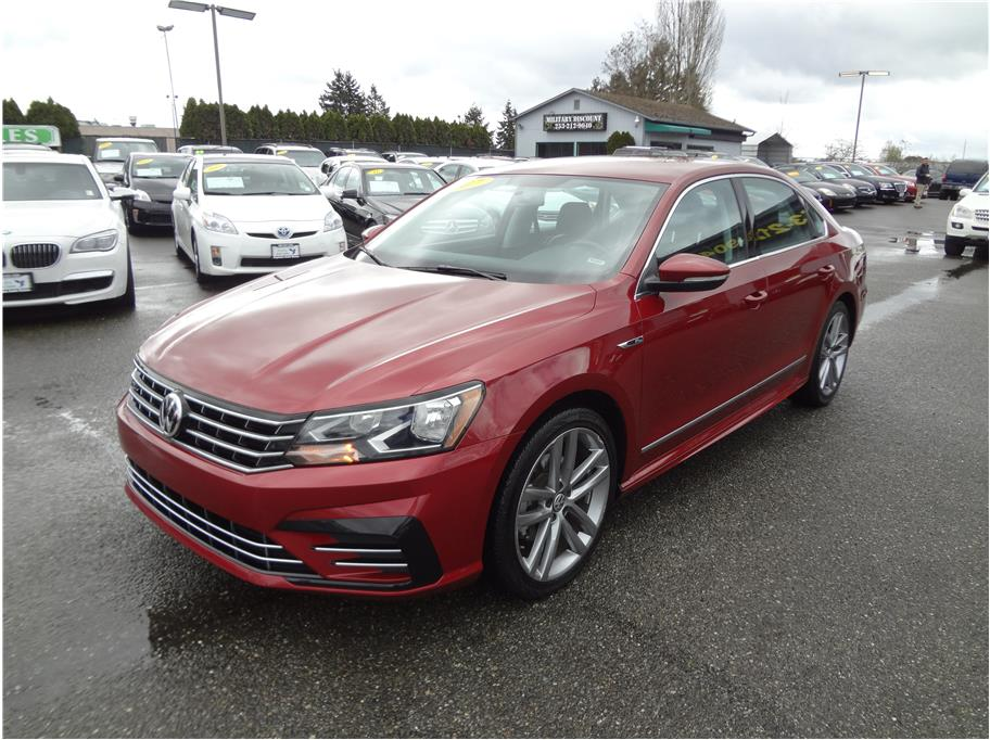 2017 Volkswagen Passat From Payless Auto Sales
