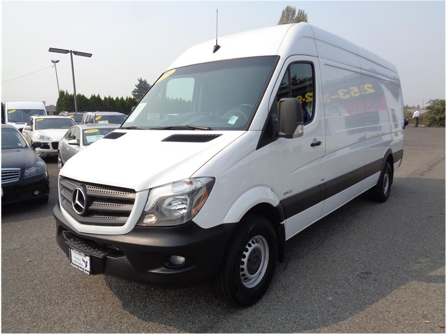 2014 Mercedes-Benz Sprinter 2500 Cargo