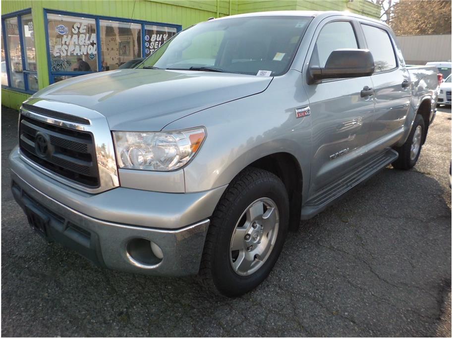 2011 Toyota Tundra CrewMax