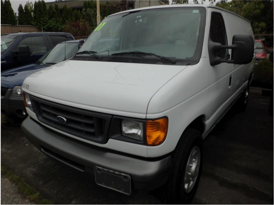2007 Ford E250 Super Duty Cargo