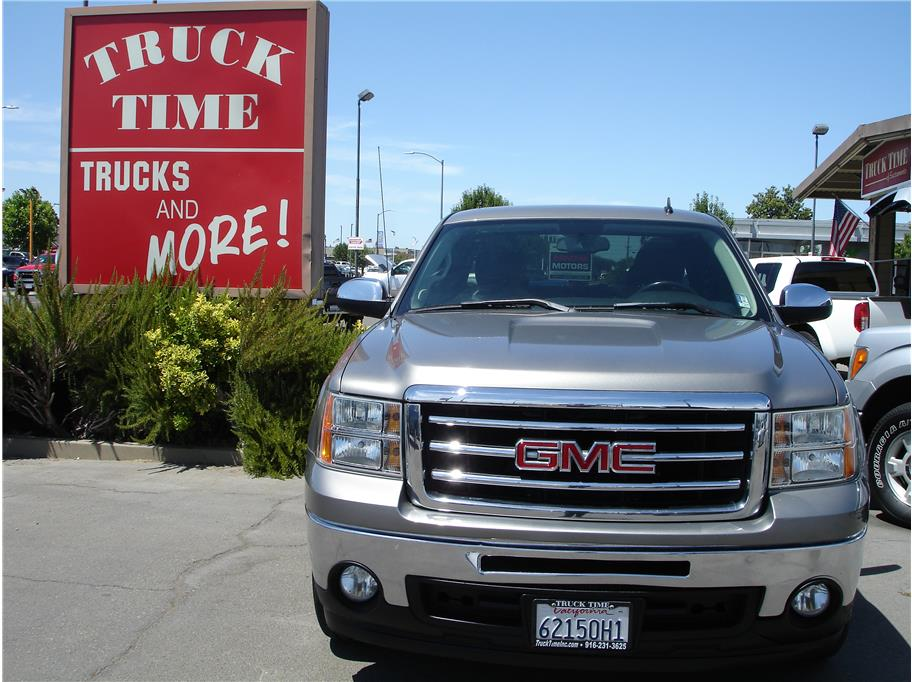 2012 GMC Sierra 1500 Extended Cab