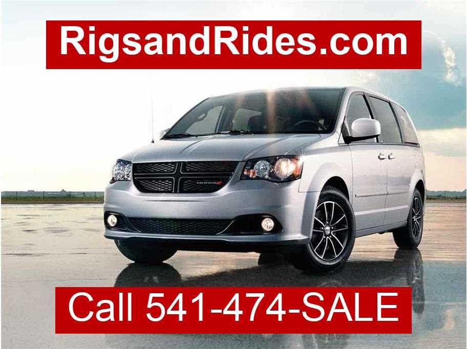 2016 Dodge Grand Caravan Passenger