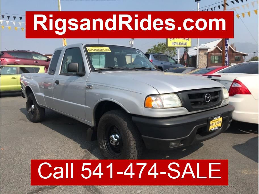 2005 MAZDA B-Series Extended Cab