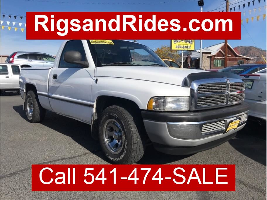2000 Dodge Ram 1500 Regular Cab