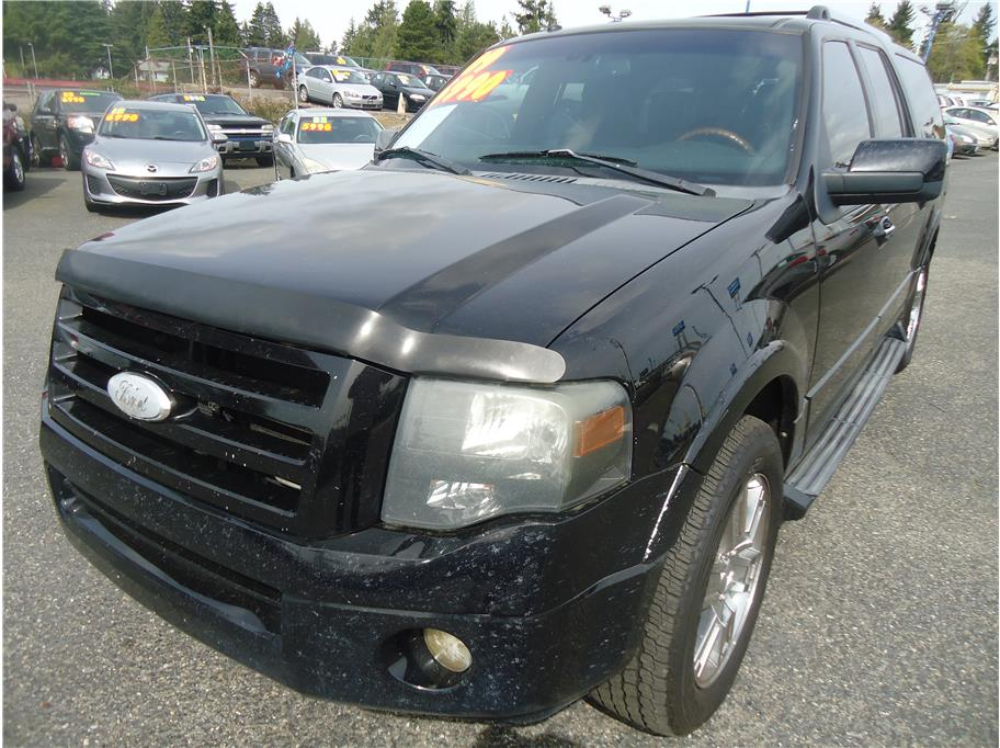 2009 Ford Expedition EL Limited Sport Utility 4D