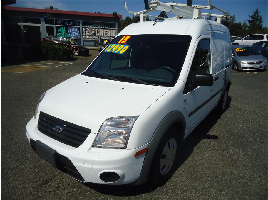 2013 Ford Transit Connect Cargo XLT Van 4D