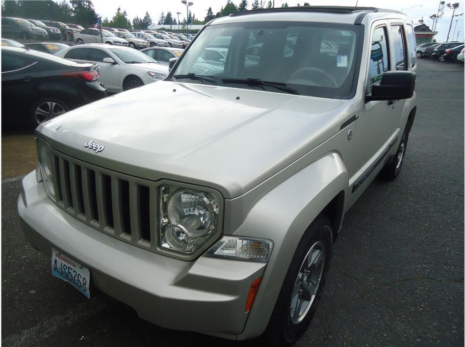 2008 Jeep Liberty Sport Utility 4D