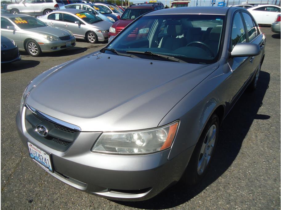 2008 Hyundai Sonata GLS Sedan 4D