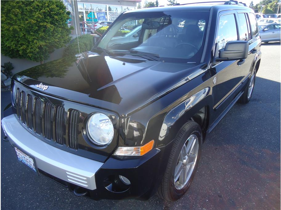 2007 Jeep Patriot Limited Sport Utility 4D