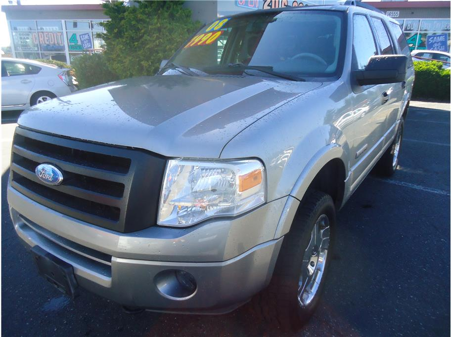 2008 Ford Expedition XLT Sport Utility 4D