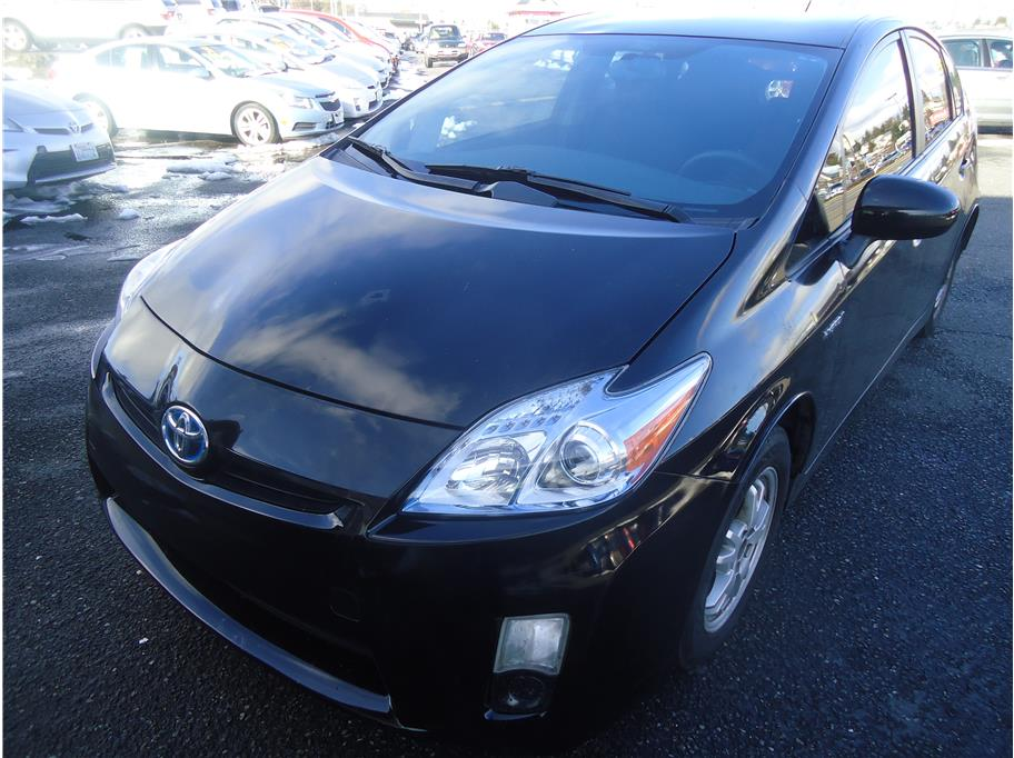 2011 Toyota Prius Two Hatchback 4D