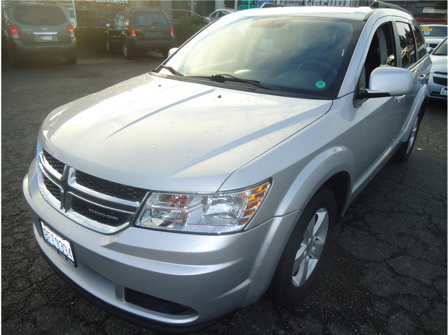 2011 Dodge Journey Mainstreet Sport Utility 4D