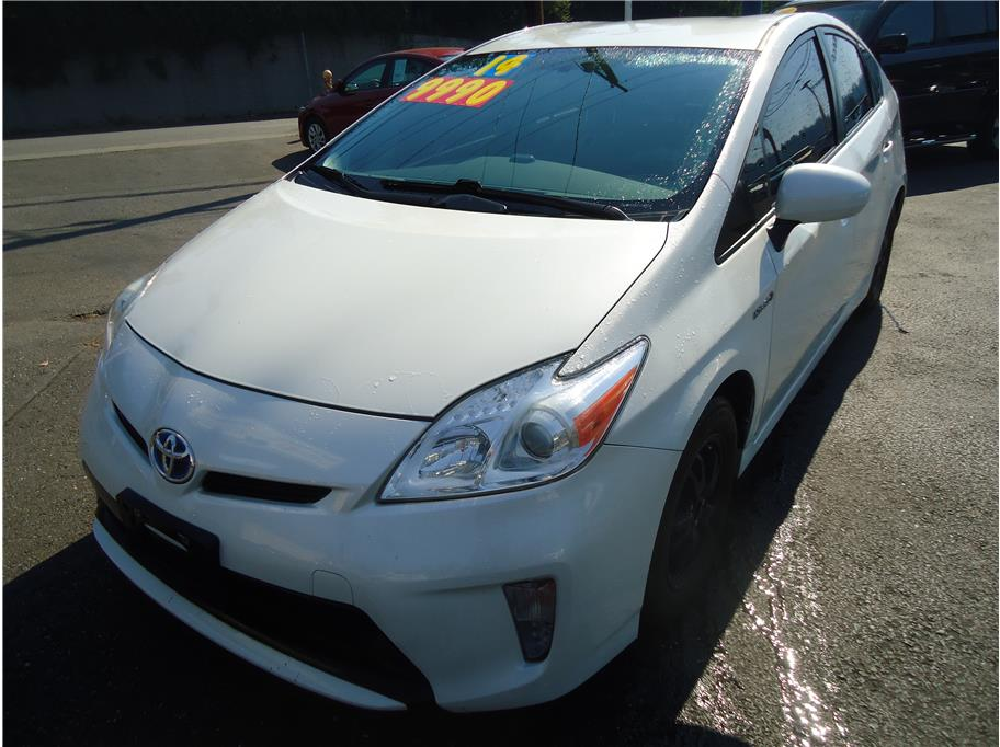 2014 Toyota Prius Two Hatchback 4D