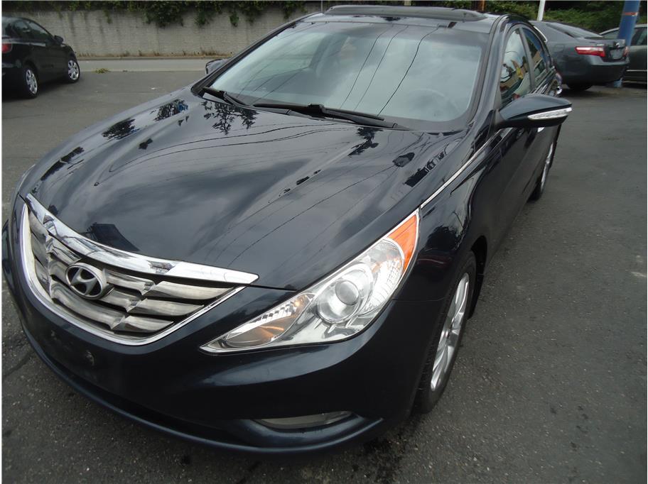 2011 Hyundai Sonata Limited Sedan 4D
