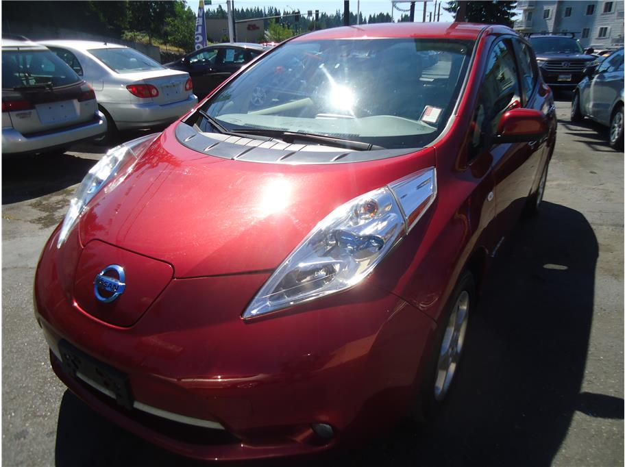 2012 Nissan LEAF SV Hatchback 4D