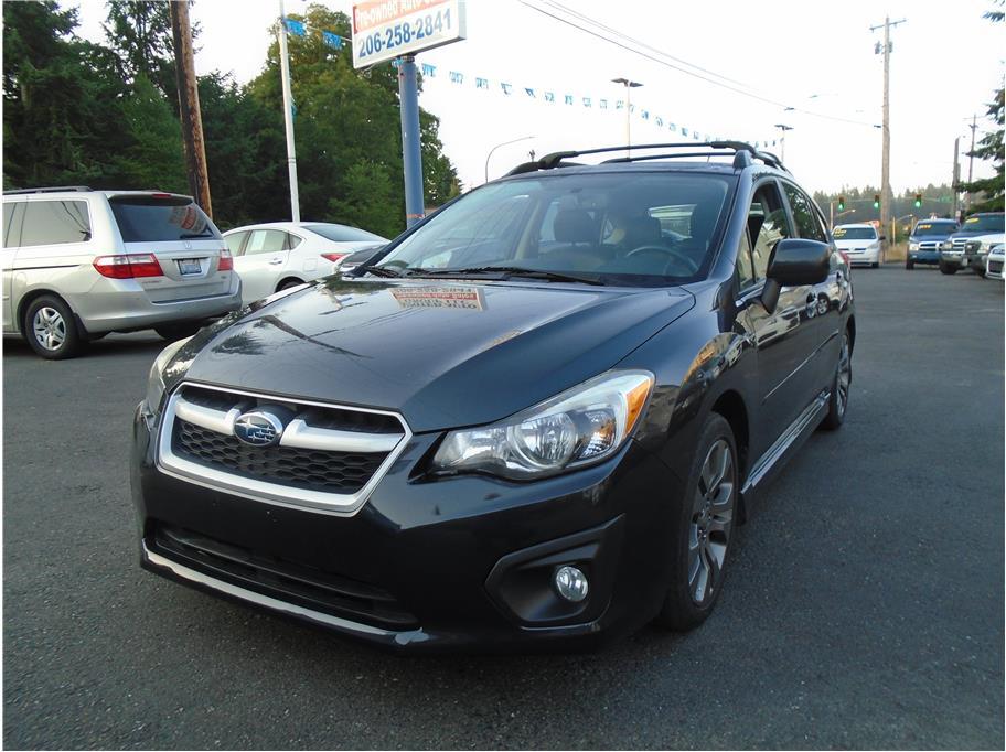 2013 Subaru Impreza 2.0i Sport Limited Wagon 4D