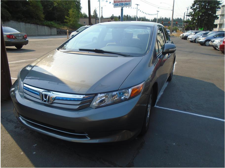 2012 Honda Civic Hybrid Sedan 4D