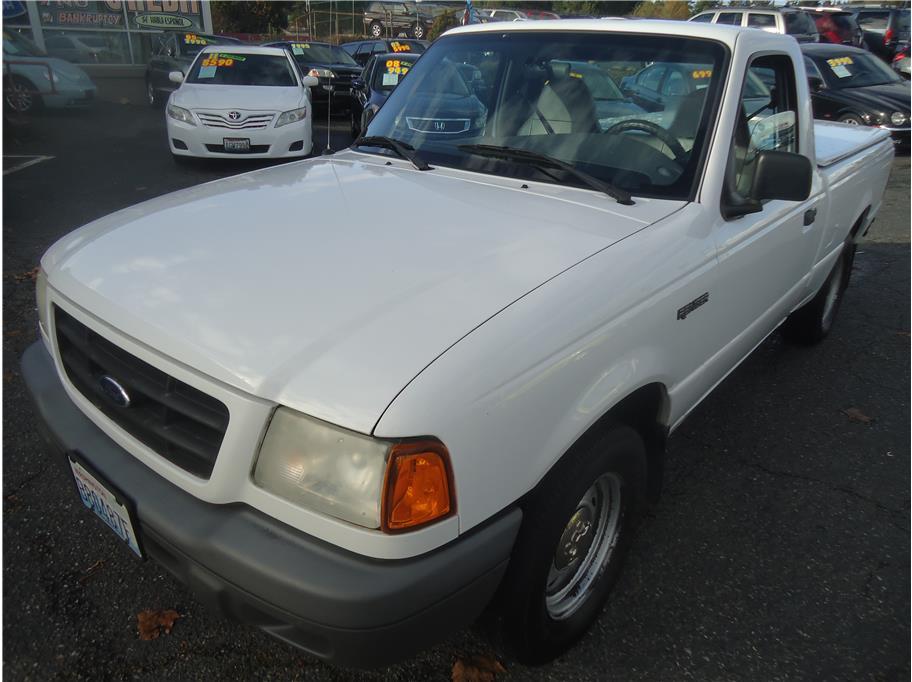 2001 Ford Ranger Regular Cab Xlt