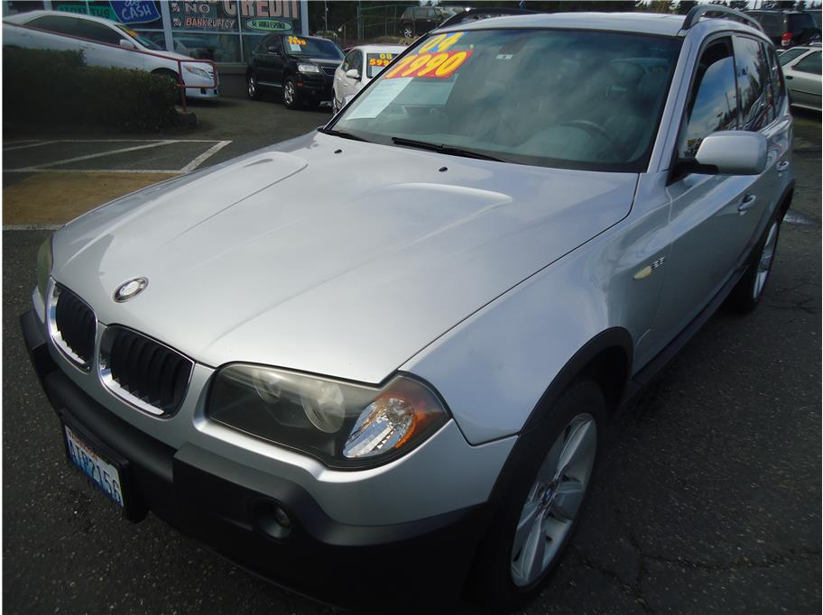 2004 Bmw X3 From United Auto Group Llc