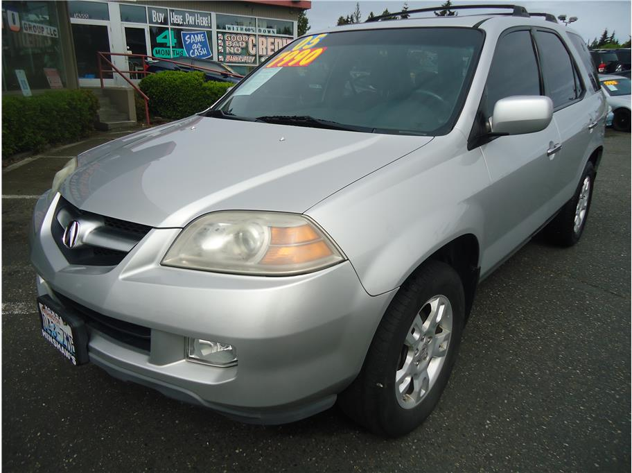 2005 Acura Mdx From United Auto Group Llc
