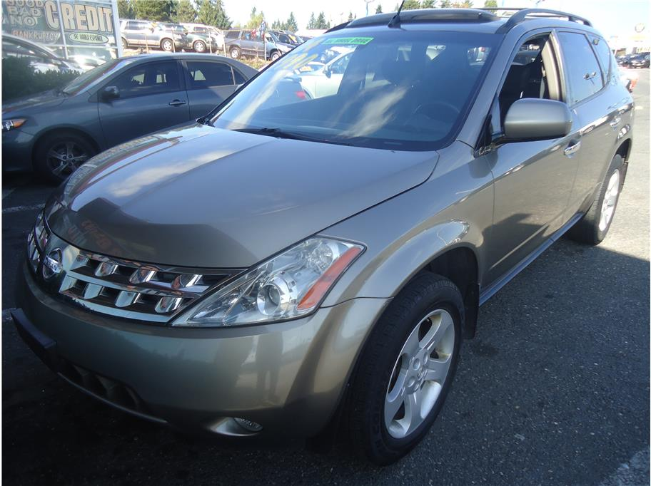 2004 Nissan Murano From United Auto Group Llc