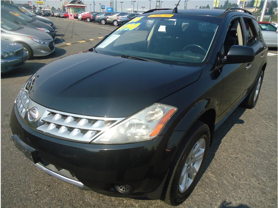 2006 Nissan Murano S Sport Utility 4D