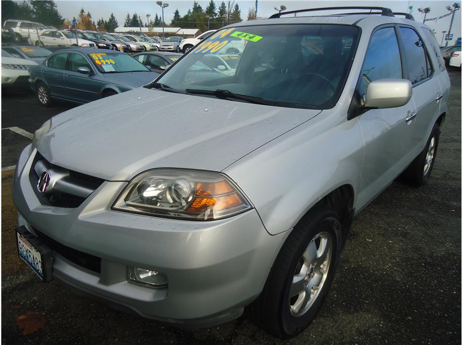 2004 acura mdx from united auto group llc