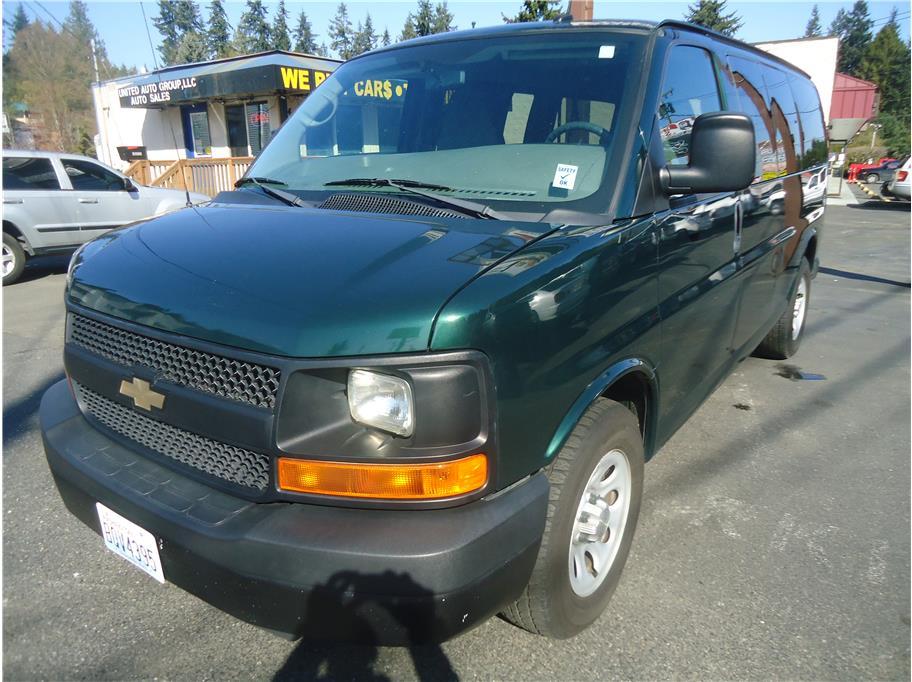 2012 Chevrolet Express 1500 Passenger
