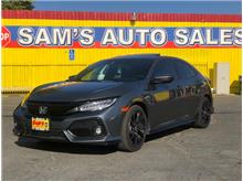 2017 Honda Civic Sport Touring Hatchback 4D