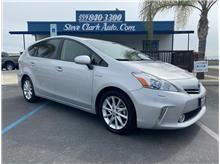 2013 Toyota Prius v Five Wagon 4D