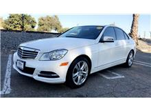 2013 Mercedes-Benz C-Class C 300 4MATIC Luxury Sedan 4D