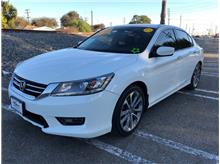 2015 Honda Accord Sport Sedan 4D