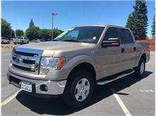 2013 Ford F150 SuperCrew Cab XLT Pickup 4D 5 1/2 ft