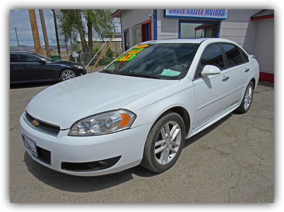 2013 Chevrolet Impala from Eagle Valley Motors Fernley