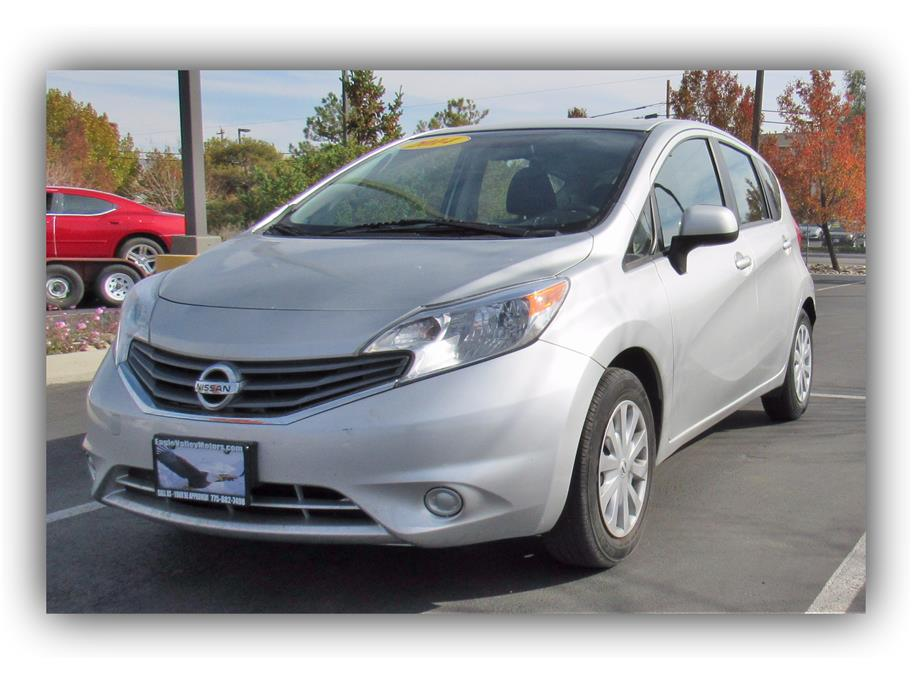 2014 Nissan Versa from Eagle Valley Motors Fernley
