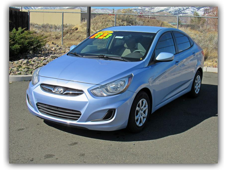 2014 Hyundai Accent from Eagle Valley Motors Fernley
