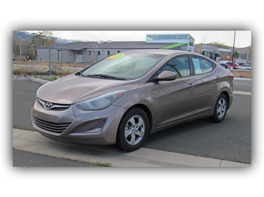 2014 Hyundai Elantra from Eagle Valley Motors Carson