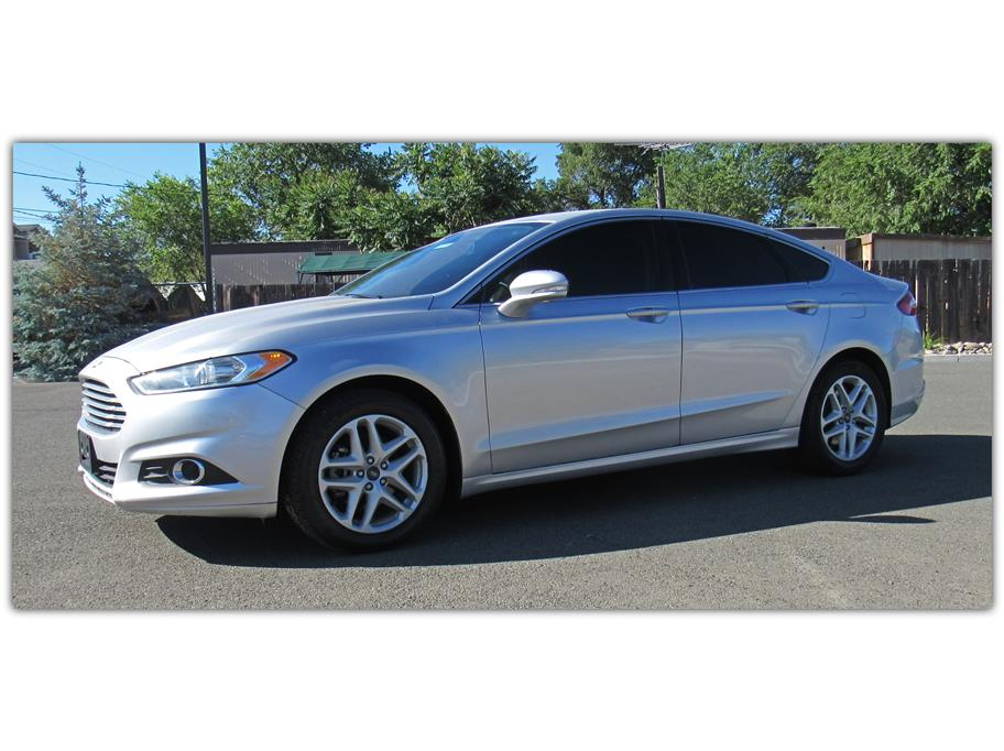 2014 Ford Fusion from Eagle Valley Motors Carson