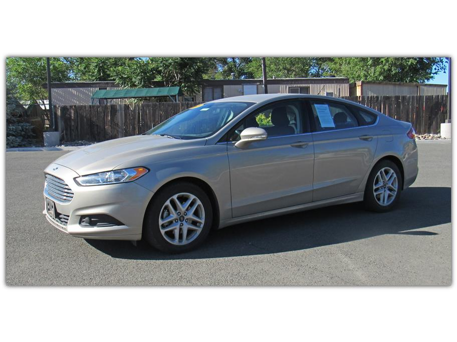 2015 Ford Fusion from Eagle Valley Motors Fallon